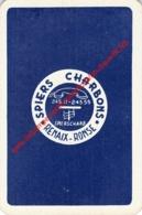 Spiers Charbons - Renaix Ronse - 1 Joker Kaart/carte/card - Cartes à Jouer Classiques
