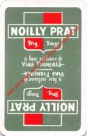 Noilly Prat - A Base Exclusive De Vins Français - 1 Joker Kaart/carte/card - Cartes à Jouer Classiques