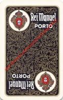 REI MANUEL Porto - 1 Joker Kaart/carte/card - Cartes à Jouer Classiques