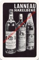 LANNEAU Harelbeke - Domaine De Rochefort - 1 Speelkaart - 1 Carte à Jouer - 1 Playing Card. - Cartes à Jouer Classiques