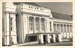 Indonesia, JAVA JAKARTA, Bank Indonesia (1950s) RPPC Postcard - Indonesië
