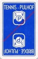 TENNIS PULHOF BRIDGE - 1 Joker Kaart/carte/card - Cartes à Jouer Classiques