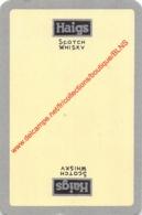 HAIGS Scotch Whisky - 1 Joker Kaart/carte/card - Cartes à Jouer Classiques