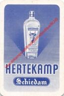 HERTEKAMP - Schiedam - 1 Joker Kaart/carte/card - Cartes à Jouer Classiques