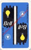BELL Telephone - 1 Joker Kaart/carte/card - Cartes à Jouer Classiques