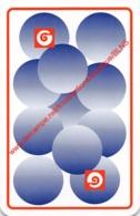GENERALE BANK - 1 Speelkaart - 1 Carte à Jouer - 1 Playing Card. - Cartes à Jouer Classiques