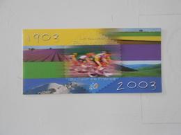 FRANCE YT BLOC SOUVENIR - LE TOUR 2003 - Collectors