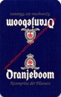 ORANJEBOOM - Kroonprins Der Pilseners - 1 Speelkaart - 1 Carte à Jouer - 1 Playing Card. - Cartes à Jouer Classiques