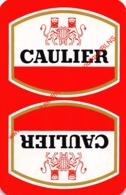 CAULIER - 1 Speelkaart - 1 Carte à Jouer - 1 Playing Card. - Cartes à Jouer Classiques