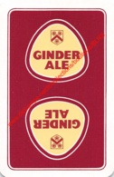 GINDER ALE - 1 Speelkaart - 1 Carte à Jouer - 1 Playing Card. - Cartes à Jouer Classiques