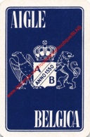AIGLE BELGICA - 1 Speelkaart - 1 Carte à Jouer - 1 Playing Card. - Cartes à Jouer Classiques