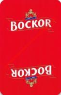 BOCKOR - 1 Speelkaart - 1 Carte à Jouer - 1 Playing Card. - Cartes à Jouer Classiques