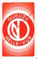 Geueze BELLE-VUE - 1 Speelkaart - 1 Carte à Jouer - 1 Playing Card. - Cartes à Jouer Classiques