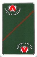 STELLA ARTOIS - 1 Speelkaart - 1 Carte à Jouer - 1 Playing Card. - Cartes à Jouer Classiques