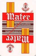 MATER Oudenaarde - 1 Speelkaart - 1 Carte à Jouer - 1 Playing Card. - Cartes à Jouer Classiques