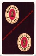 WHITEBREAD - PALE ALE - 1 Speelkaart - 1 Carte à Jouer - 1 Playing Card. - Cartes à Jouer Classiques