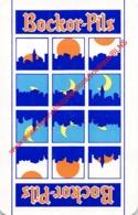 BOCKOR-PILS - 1 Speelkaart - 1 Carte à Jouer - 1 Playing Card. - Cartes à Jouer Classiques