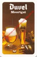 DUVEL - Moortgat - 1 Speelkaart - 1 Carte à Jouer - 1 Playing Card. - Cartes à Jouer Classiques
