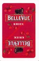 Kriek Belle-Vue - 1 Speelkaart - 1 Carte à Jouer - 1 Playing Card. - Cartes à Jouer Classiques