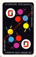 JOSI - Verzekeringen Assurances - 1 Speelkaart - 1 Carte à Jouer - 1 Playing Card. - Cartes à Jouer Classiques
