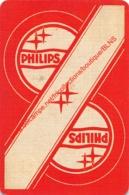 PHILIPS - 1 Speelkaart - 1 Carte à Jouer - 1 Playing Card. - Cartes à Jouer Classiques