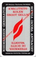 STULENS Zonhoven - 1 Speelkaart - 1 Carte à Jouer - 1 Playing Card. - Cartes à Jouer Classiques