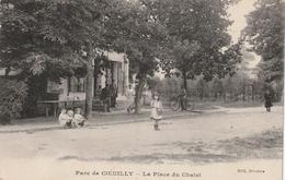 94 Coeuilly. Le Parc, La Place Du Chalet - France