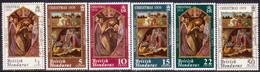 British Honduras 1970 SG #295-300 Compl.set Used Christmas - British Honduras (...-1970)