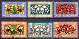 British Honduras 1971 SG #307-12 Compl.set Used Easter - British Honduras (...-1970)