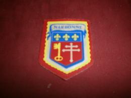 Autres Collections > Autres Collections > Ecussons Tissu Petit Ecusson Tissu Narbonne - Ecussons Tissu