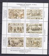 Timbre Erinnophilie  TAPISSERIE DE BAYEUX XIe Siècle - Commemorative Labels