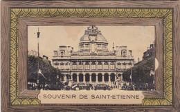 42 / SOUVENIR DE SAINT ETIENNE / CARTE A SYSTEME - Saint Etienne