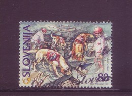 Slovenia 1999 - Unità Cinofile Di Soccorso, 1v Usato - Slovenia