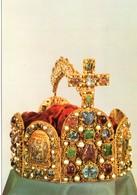 AT-9: WIEN: Kunsthistorisches Museum: Weltliche Schatzkammer: Die Krone Des Heiligen Reiches - Museums
