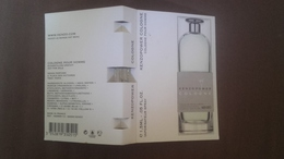 Echantillon Tube Avec Carte , Kenzo Power De Kenzo , Cologne Pour Homme 1,5 Ml ( Plein ) - Muestras De Perfumes (testers)