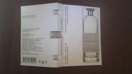 Echantillon Tube Avec Carte , Kenzo Power De Kenzo , Cologne Pour Homme 1,5 Ml ( Plein ) - Echantillons (tubes Sur Carte)