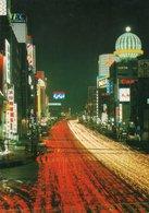 GINZA  AT NIGHT- VIAGGIATA     FG - Tokyo