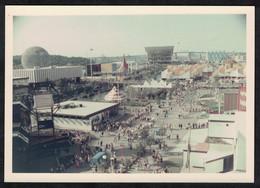 Photo Ancienne 1967 Snapshot 12 X 9 - Canada Québec Montréal Exposition Universelle 1967 Vue Générale Sh83 - Places