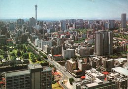 JOHANNESBURG- VIAGGIATA     FG - Sud Africa