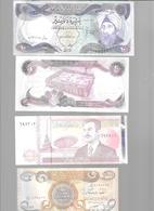 LOT BILLETS D'IRAQ (A VOIR) - Irak