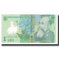 Billet, Roumanie, 1 Leu, 2005, KM:117a, SUP - Roumanie