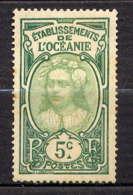 OCEANIE - 24**  - TAHITIENNE - Ozeanien (1892-1958)
