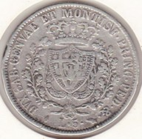 Regno Di Sardegna. 5 Lire 1830 L Torino. Carlo Felice, En Argent - Regional Coins