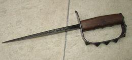 "Poignard ""Trench Knife"" US 1917 - Knives/Swords"