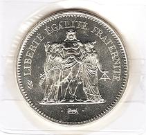 50 Francs Hercule 1976 Scellée FDC - Francia