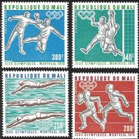 V) 1976 MALI, OLYMPIC GAME, MONTREAL CANADA , MNH - Mali (1959-...)