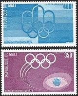 V) 1975 MALI, PRE-OLYMPIC YEAR, MNH - Mali (1959-...)