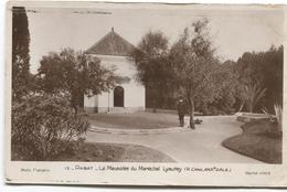 1936 Rabat - Le Mausolé Du Maréchal Lyautey ( R. CAnu Arch. DPLG ) - Photo Flandrin - Rabat