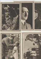Drittes Reich , Ganzsache P 278 , Serie Mit Verschiedenen Sonderstempeln - Germany