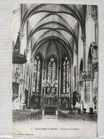 Plancher Les Mines. Intérieur De L'Eglise - Frankrijk